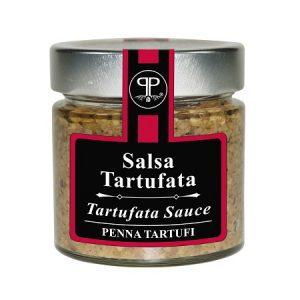 Salsa Tartufata con 5% di Tartufo Estivo a Fette